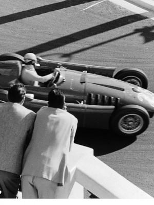 Alberto Ascari Monaco 1955